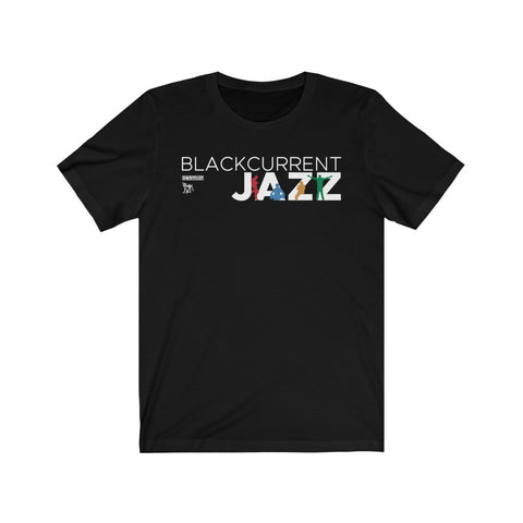 "Unisex ""Blackcurrent Jazz"" Tee"