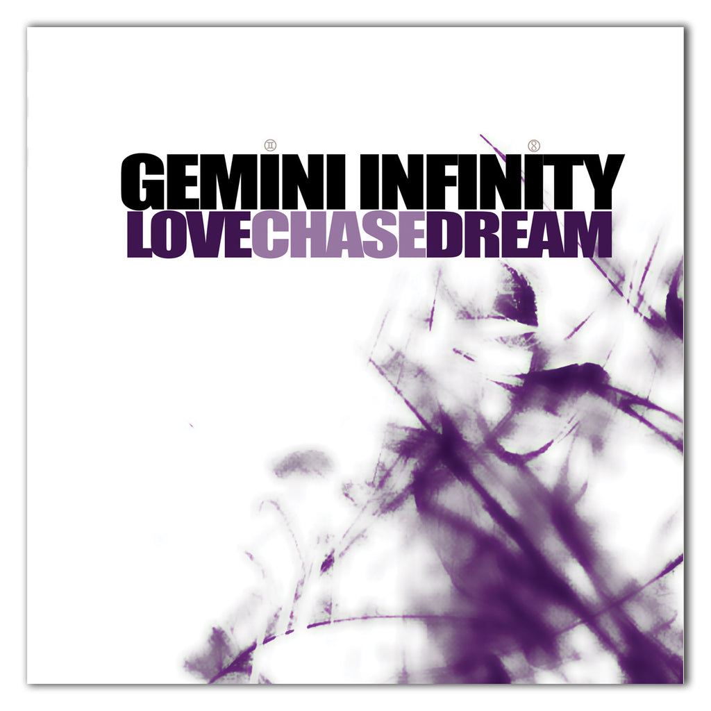 //105// - LOVECHASEDREAM - Gemini Infinty - CD Album