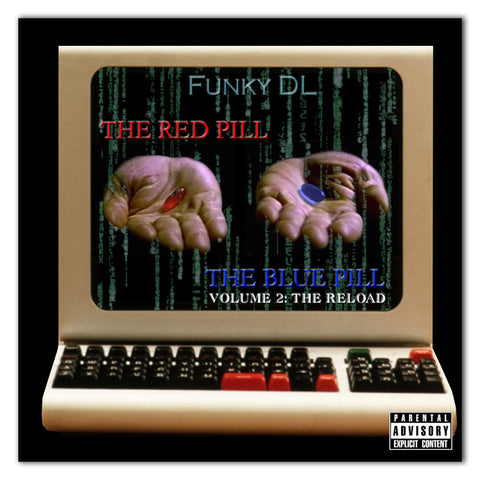 //220// - The Red Pill & The Blue Pill Vol 2 - Funky DL - Vinyl Album