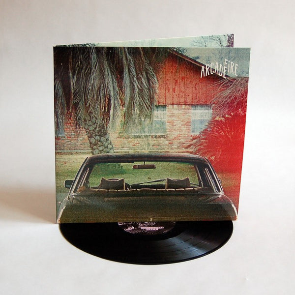 Arcade Fire - The Suburbs (150g Gatefold)