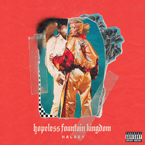 Halsey - Hopless Fountain Kingdom