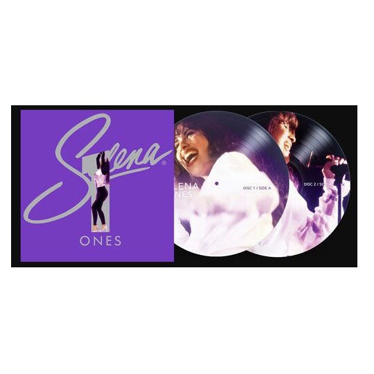 Selena - Ones [2 LP][Picture Disc][ONE PER CUSTOMER]