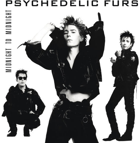 The Psychedelic Furs - Mdnight To Midnight