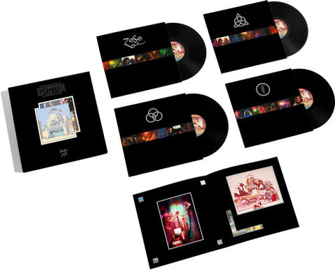 Led Zeppelin - Song Remains The Same (Boxset)