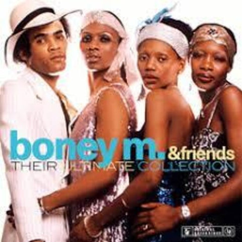 Boney M & Friends - Their Ultimate Collection [Import]
