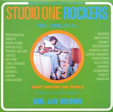 Soul Jazz Records - Studio One Rockers - RSDAUG20