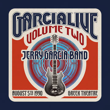 Jerry Garcia Band - GarciaLive Volume Two: August 5th, 1990 Greek Theatre [BFRSD2020]