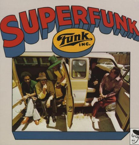Funk Inc. -  Superfunk [Import]