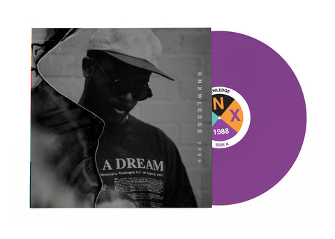 Knxwledge - 1988 (Purple Vinyl)
