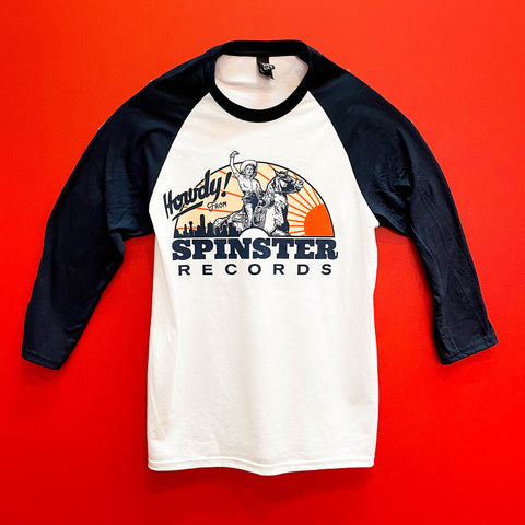 "Spinster Records ""Howdy"" Shirt"