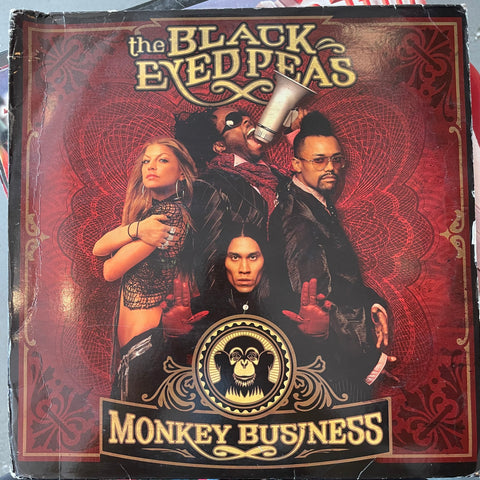 The Black Eyed Peas ‎– Monkey Business [NEWISH VINTAGE]