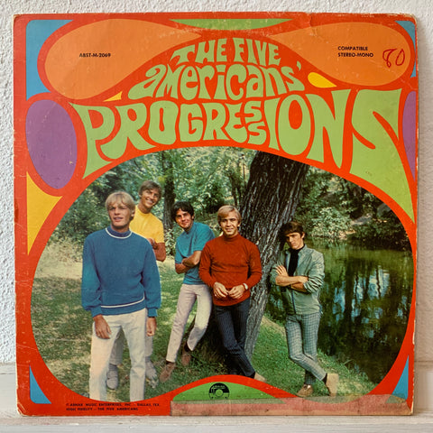 The Five Americans - Progressions