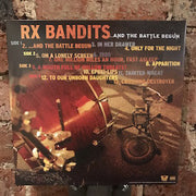 RX Bandits - ...And the Battle Begun (Maroon Vinyl)