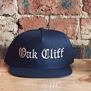 Oak Cliff Snapback Hat