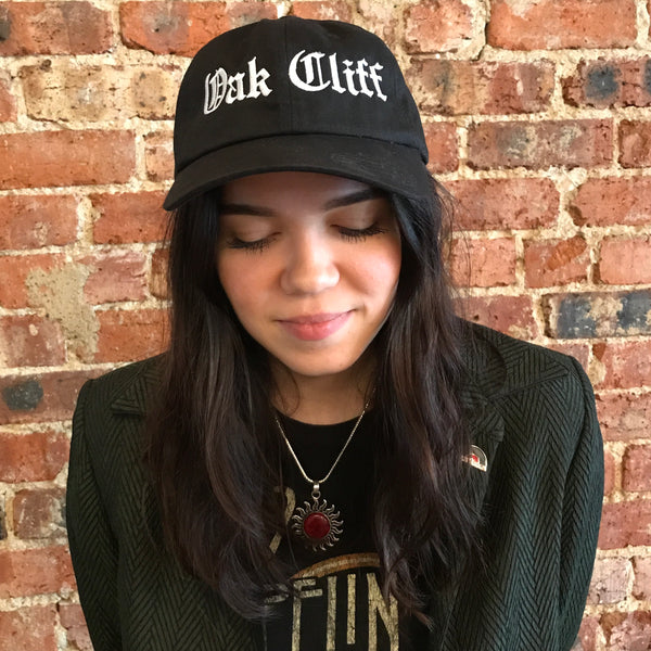 Oak Cliff Strapback Dad Hat