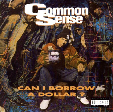Common - Can I Borrow A Dollar? - RSD2018