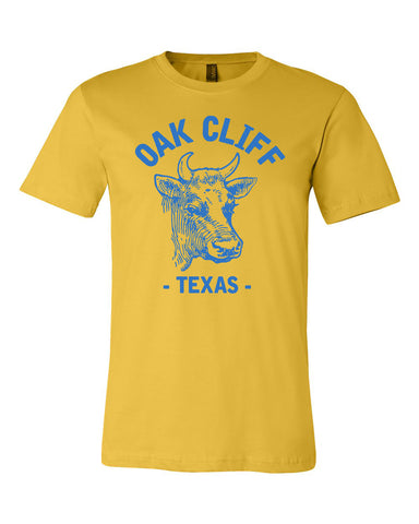 Oak Cliff Cow Shirt