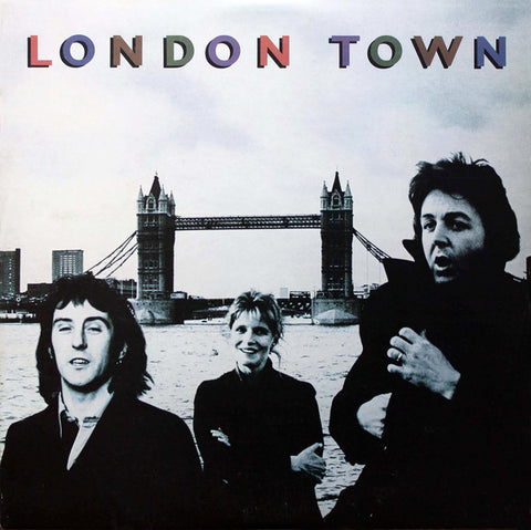 Wings ‎– London Town [VINTAGE]