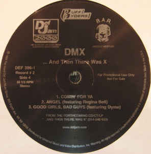 DMX ‎– ...And Then There Was X [VINTAGE VINYL]