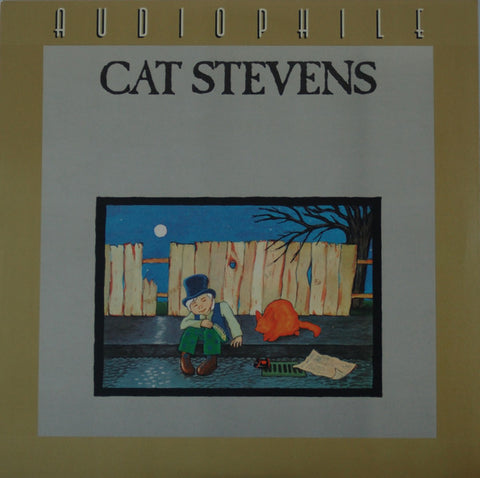 Cat Stevens ‎– Teaser And The Firecat [VINTAGE]