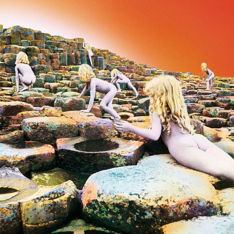 Led Zeppelin ‎– Houses Of The Holy [VINTAGE]