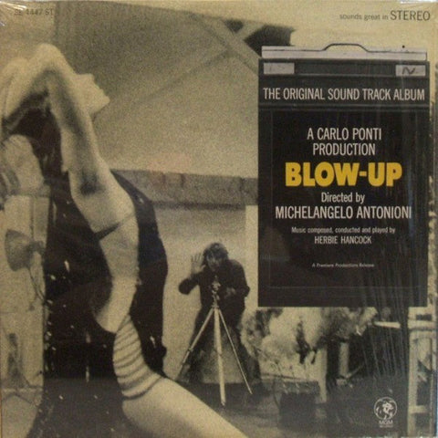 Herbie Hancock ‎– Blow-Up (The Original Sound Track Album) [VINTAGE]