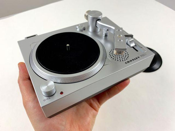 Mini turntable (RSD3)