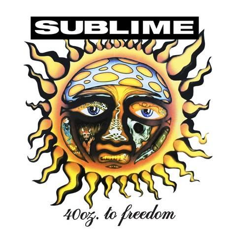 Sublime - 40oz of Freedom