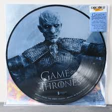 Game of Thrones Picture disc - BF2017