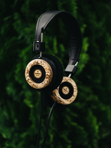 Grado Hemp Headphones [Limited Edition]