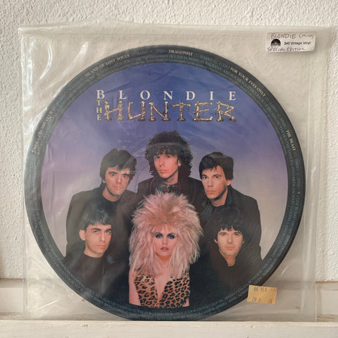 Blondie - The Hunter - Vintage Picture Disc