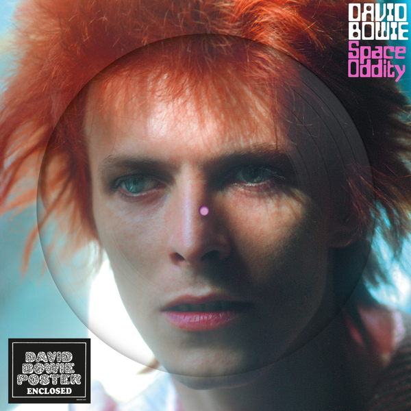 David Bowie - Space Oddity [Picture Disc]