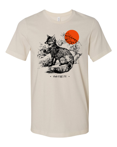 Oak Cliff Fox Shirt