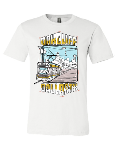 Oak Cliff Trolly Shirt