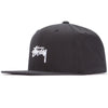 STUSSY STOCK SP18 CAP BLACK 131780