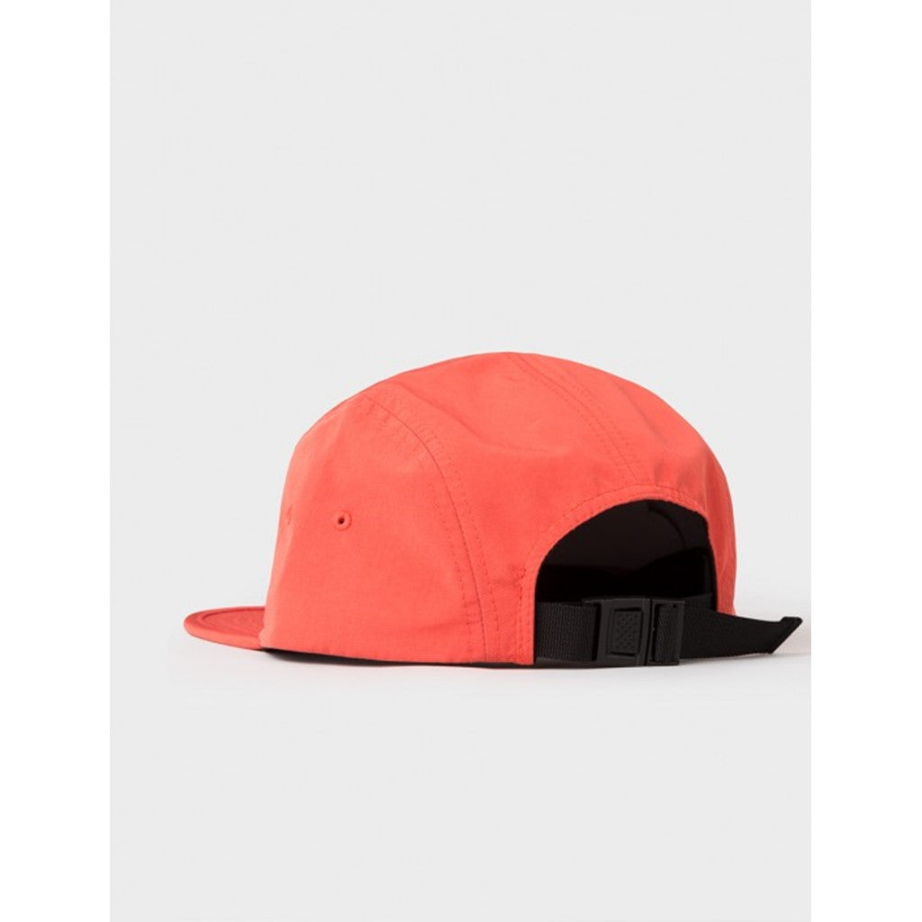 STUSSY MICRO RIPSTOP CAMP CAP RED 132834