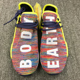 ADIDAS ORIGINALS X PHARRELL WILLIAMS AC7360 HUMAN RACE NMD TRAIL BOOST NOBLE INK