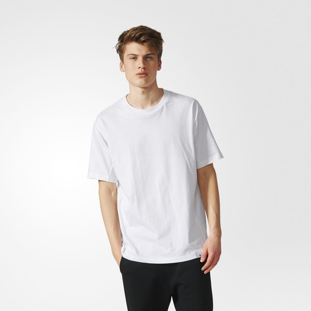 ADIDAS ORIGINALS X BY O SS TEE WHITE BQ3054