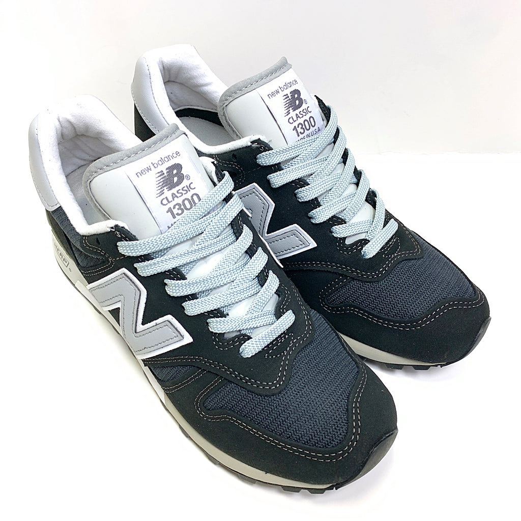 NEW BALANCE M1300AE BLACK MEN MADE IN USA