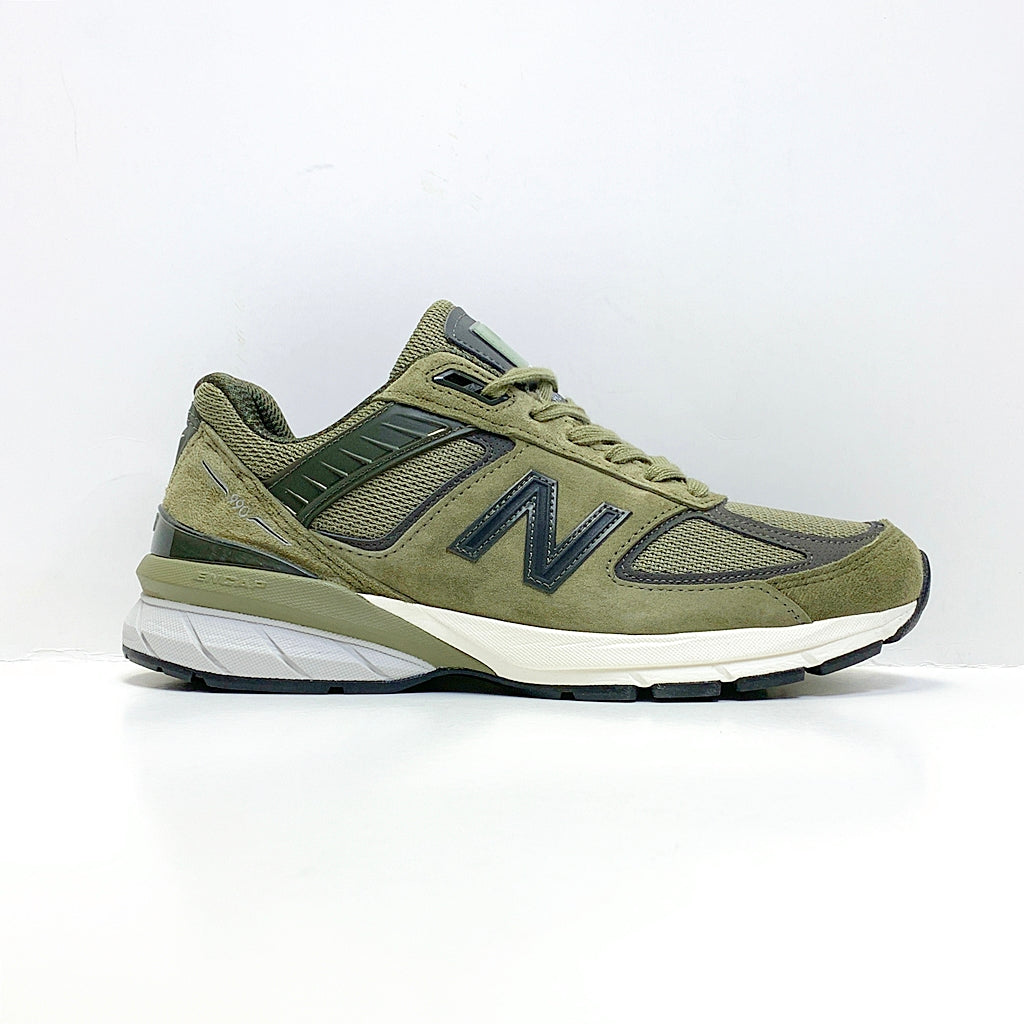 NEW BALANCE M990AE5 CONVERT GREEN MEN MADE IN USA M990V5