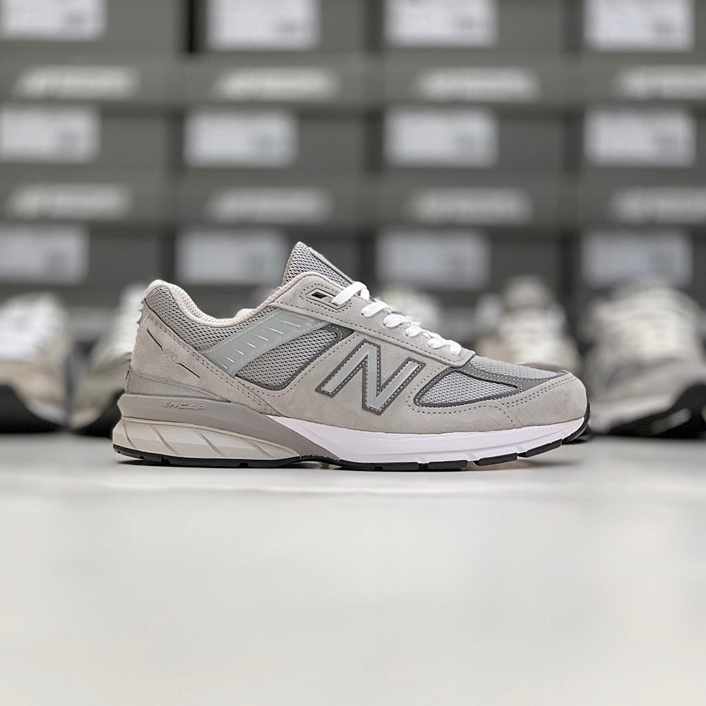 NEW BALANCE M990GL5 GREY MADE IN USA M990V5