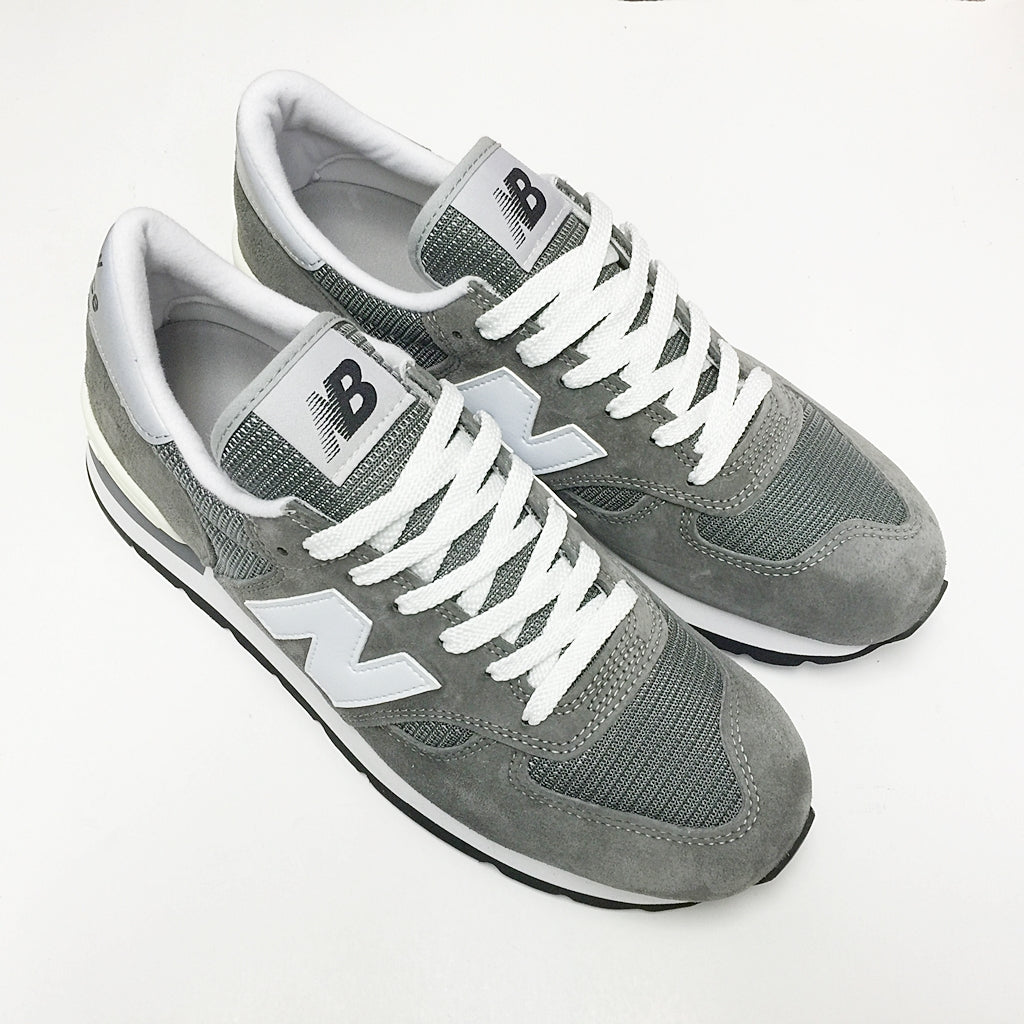 NEW BALANCE M990GRY GREY MEN MADE IN USA