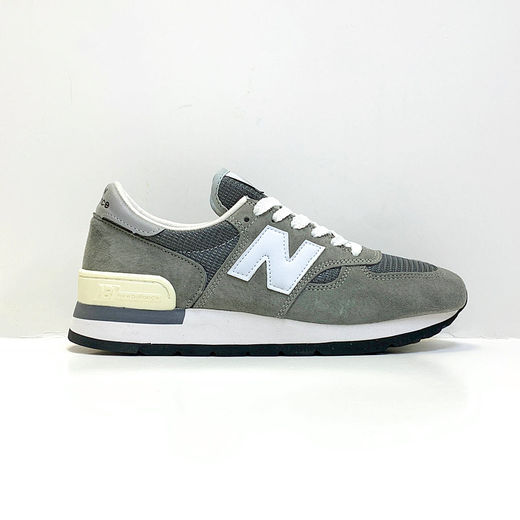NEW BALANCE M990GRY GREY MEN MADE IN