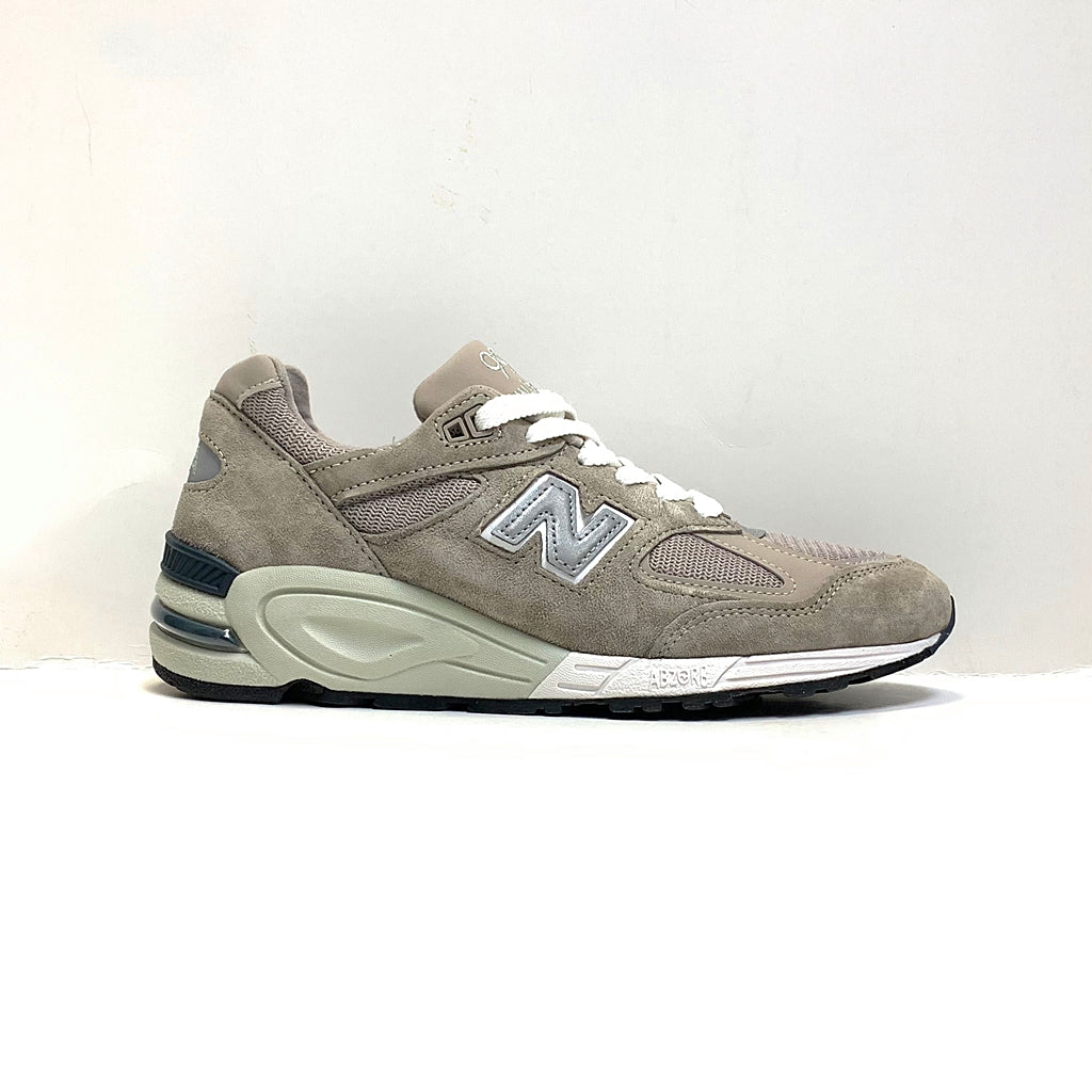 NEW BALANCE M990N2 GREY MADE IN USA M990V2