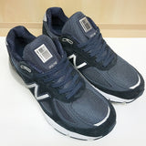 NEW BALANCE M990NV4 NAVY SILVER MADE IN USA