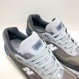 NEW BALANCE M992AG GREY MEN MADE IN USA M992