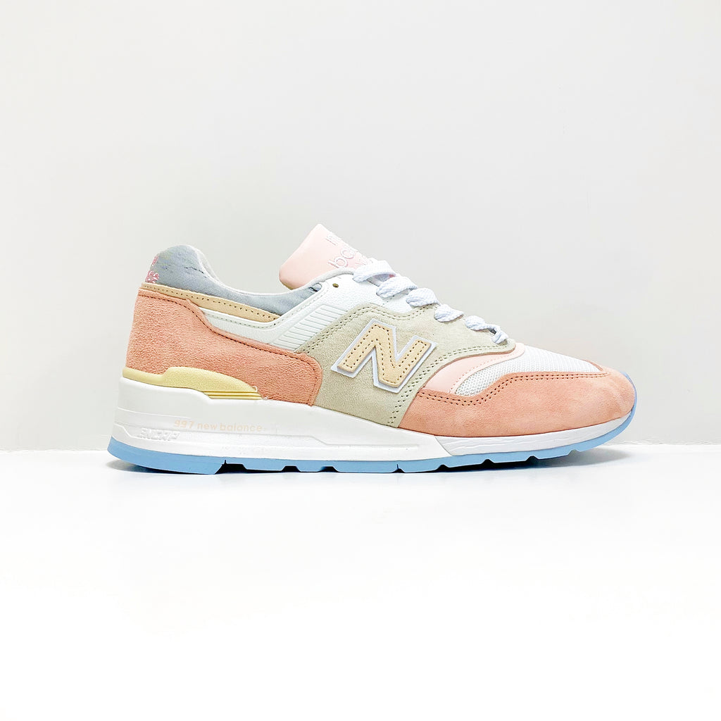 "NEW BALANCE M997LBH ROSE MADE IN USA ""COASTAL PACK"""