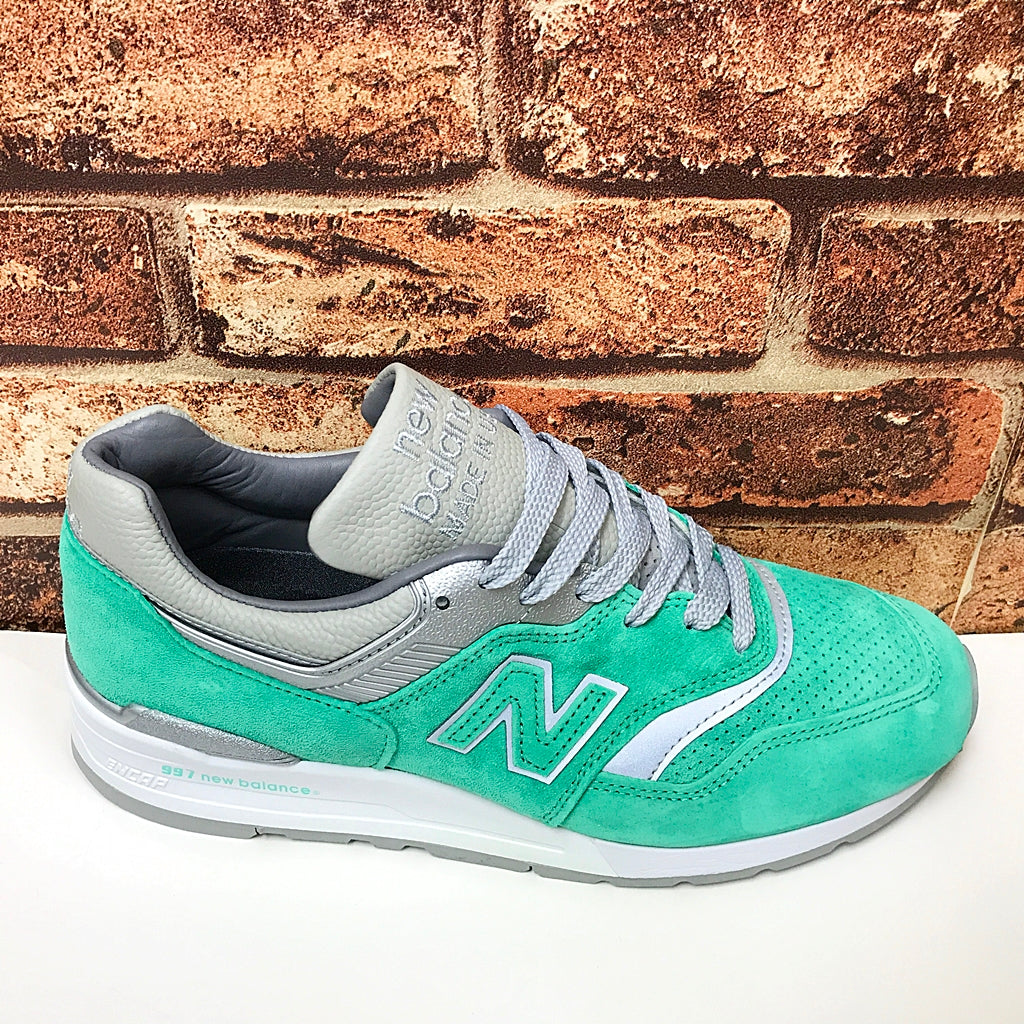 NEW BALANCE X CONCEPTS M997NSY CITY RIVALS NEW YORK MADE IN USA