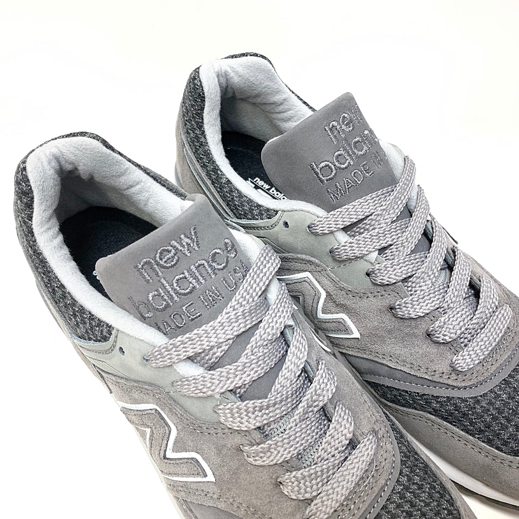 NEW BALANCE M997PAK GREY MEN MADE IN USA