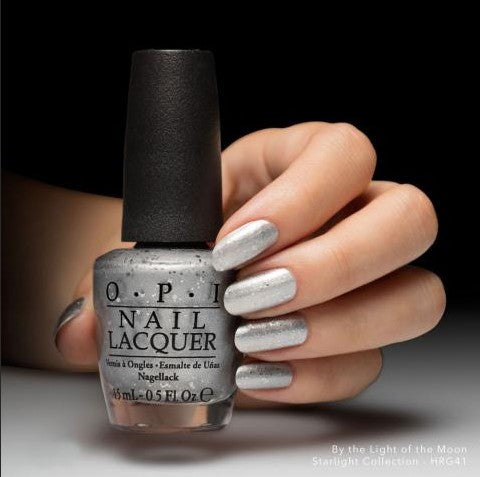 OPI Nail Polish StarLight Collection - By the Light of the Moon